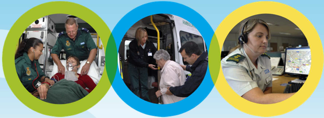 Patient Transport Services staff and users