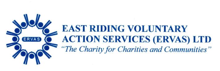 East Riding Voluntary Action Services (ERVAS) Ltd logo