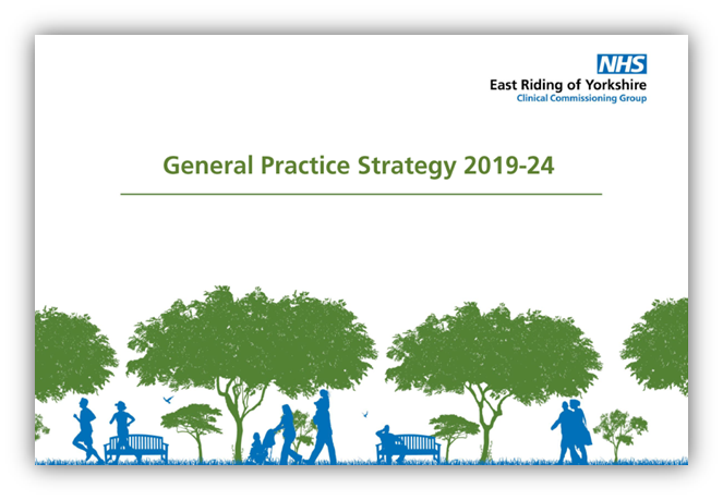 General Practice Strategy 2019-24 front page