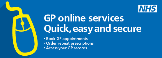 GP online services. Quick ,easy and secure. Book GP appointments, order repeat prescriptions, and access your GP records.