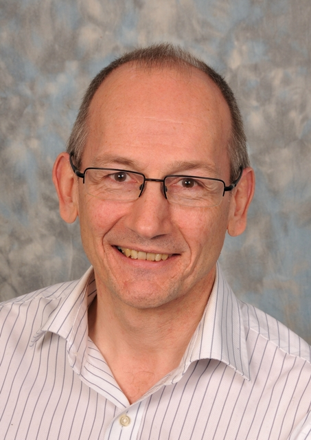 Photo of Dr Clive Henderson