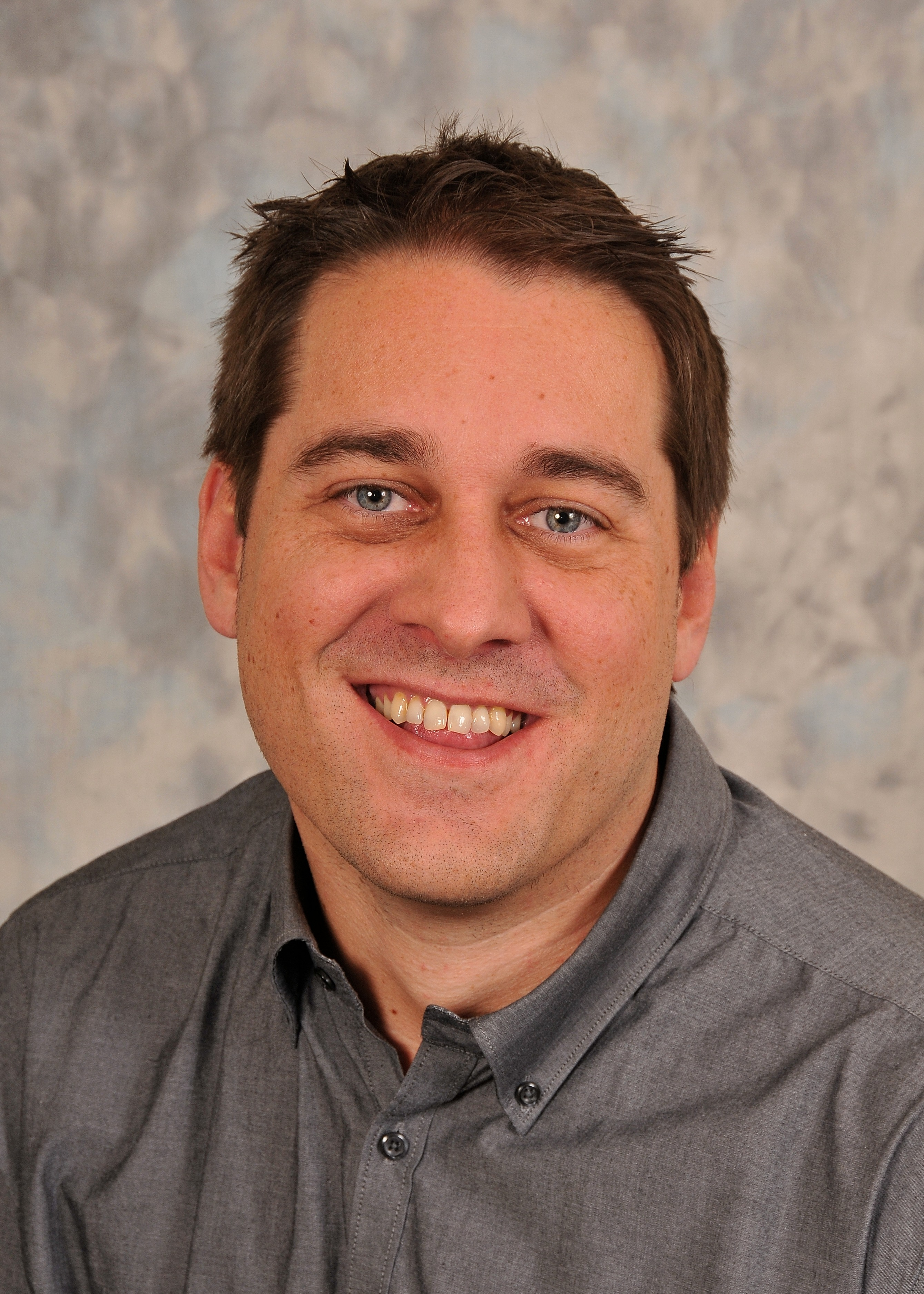 Photo of Dr Richard Little