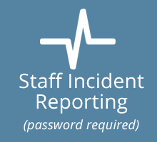 Staff Incident Reporting