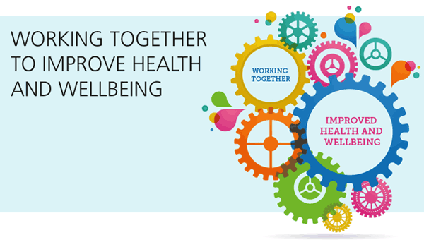 Working together to improve health and wellbeing