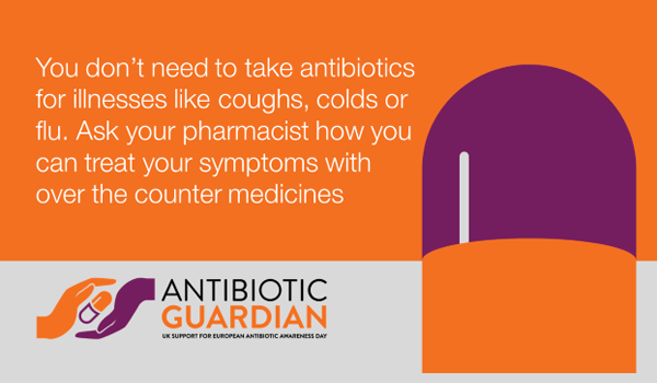 Antibiotics awareness