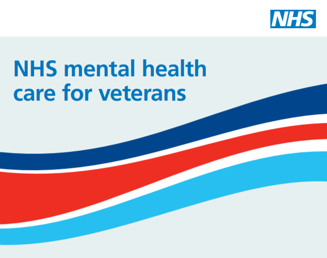 NHS mental health care for veterans
