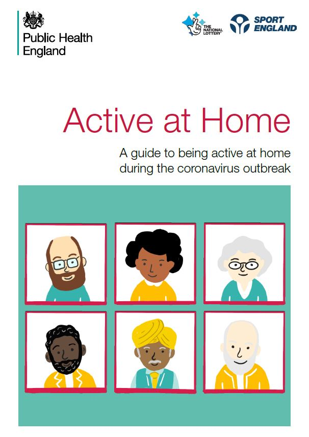 Active at Home - a guide to being active at home during the coronavirus outbreak