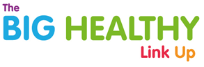 The Big Healthy Link Up logo