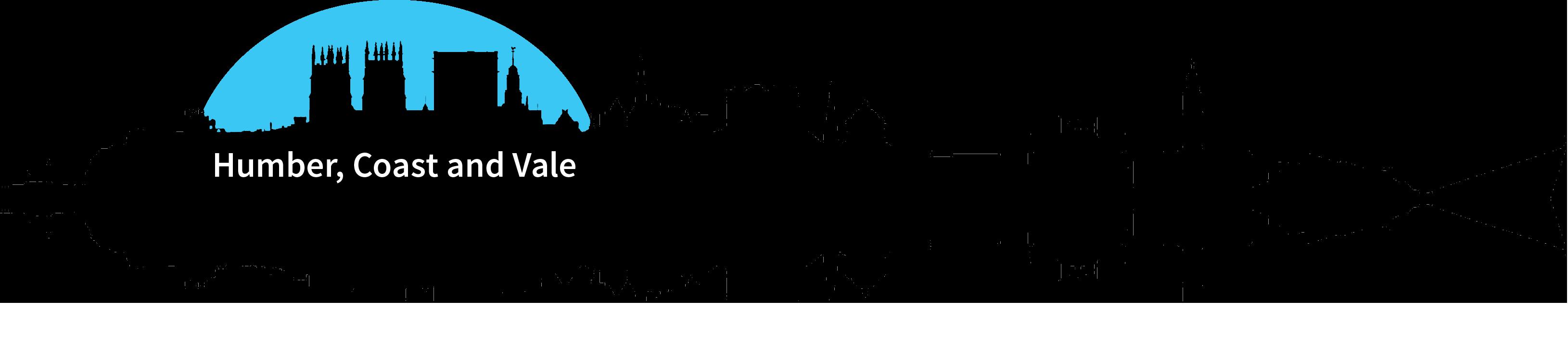 Humber, Coast and Vale logo