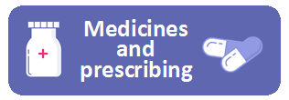 Medicines and prescribing