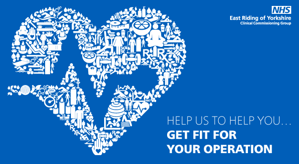 Help us to help you...get fit for your operation