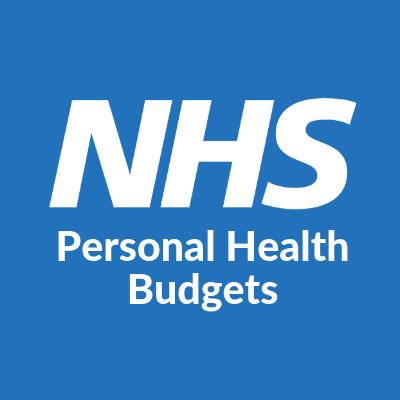 NHS Personal Health Budgets logo