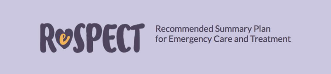 Recommended Summary Plan for Emergency Care and Treatment